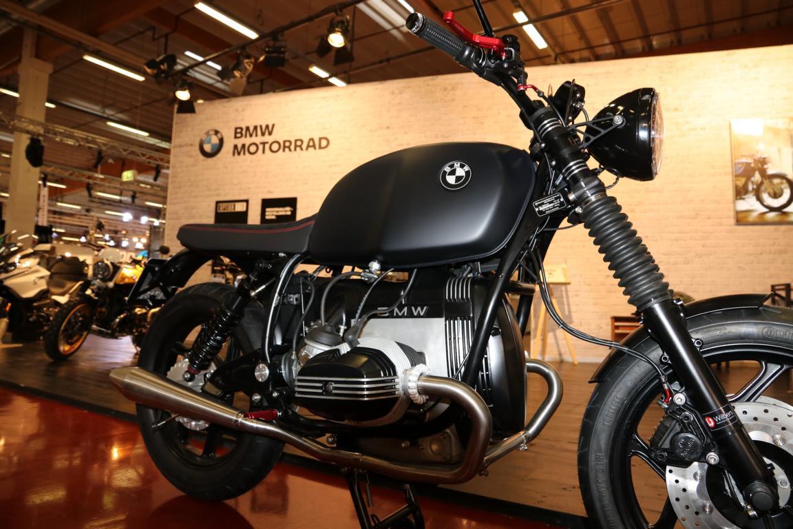 BMW R80 Neuaufbau
