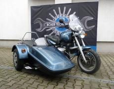 BMW R1100R Tripteq Gespann VERKAUFT !